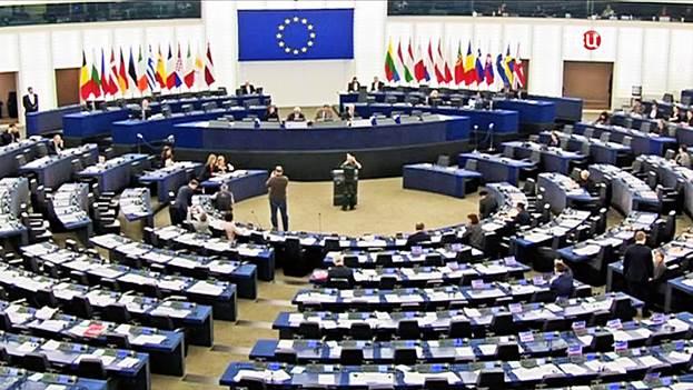 Отмена визового режима для Грузии и Украины одобрена Европарламентом