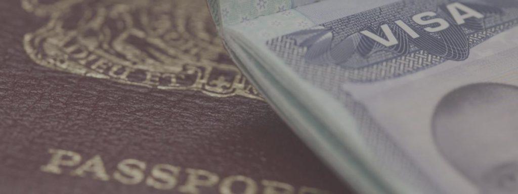рабочая визы