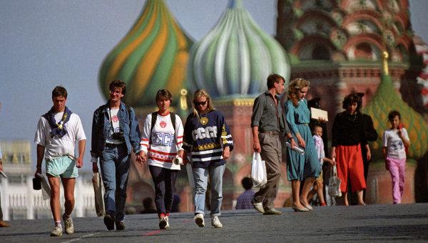 популярные туристические места в России